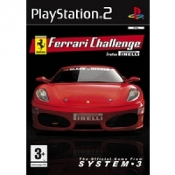Ex-Display Ferrari Challenge Game PS2 Used - Like New