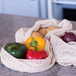 Organic Cotton Vegetable Bags - Set of 6 | M&W - Image 4