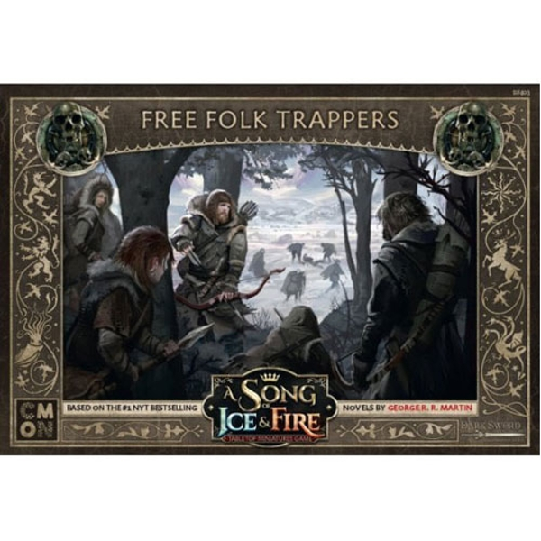 A Song Of Ice and Fire: Free Folk Trappers Expansion