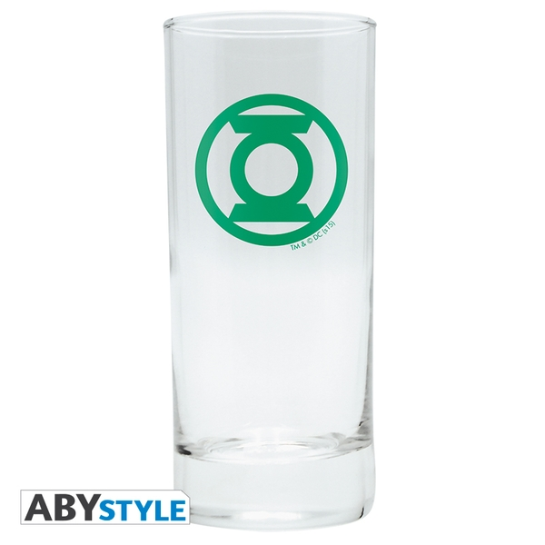 Dc Comics - Green Lantern Glass