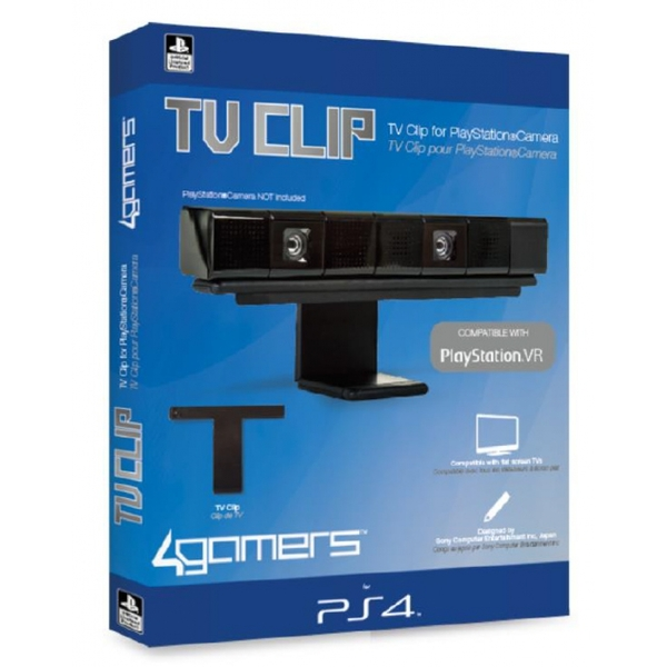 4Gamers TV Clip Mount for PS4 Camera