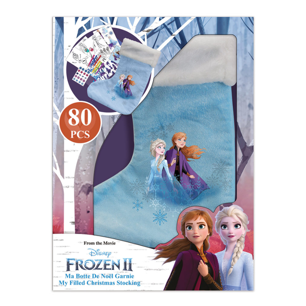 Disney's Frozen II Filled Christmas Stocking