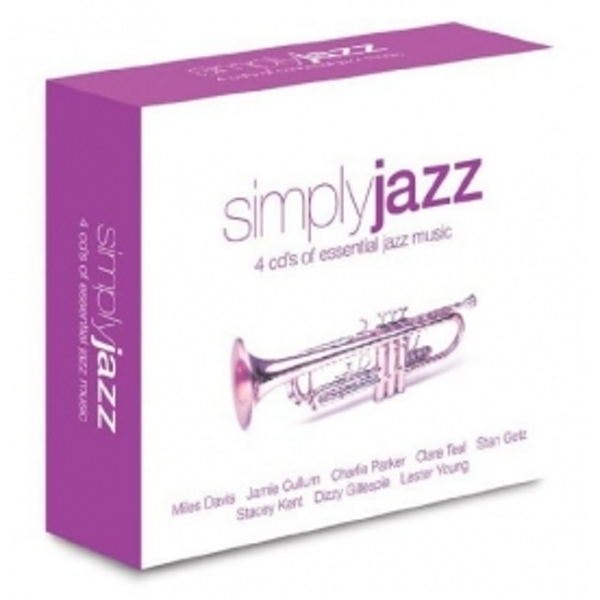 Simply Jazz 4CD