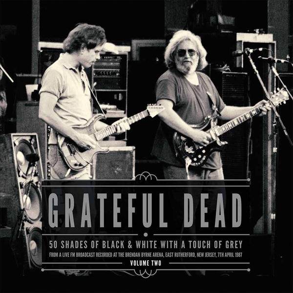 The Grateful Dead - 50 Shades of Black & White Vinyl