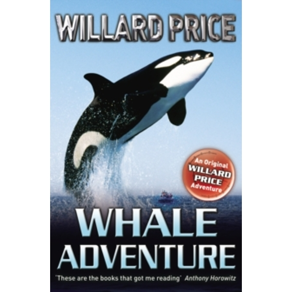 Whale Adventure by Willard Price (Paperback, 1993)