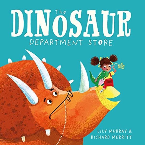 The Dinosaur Department Store  Paperback / softback 2019