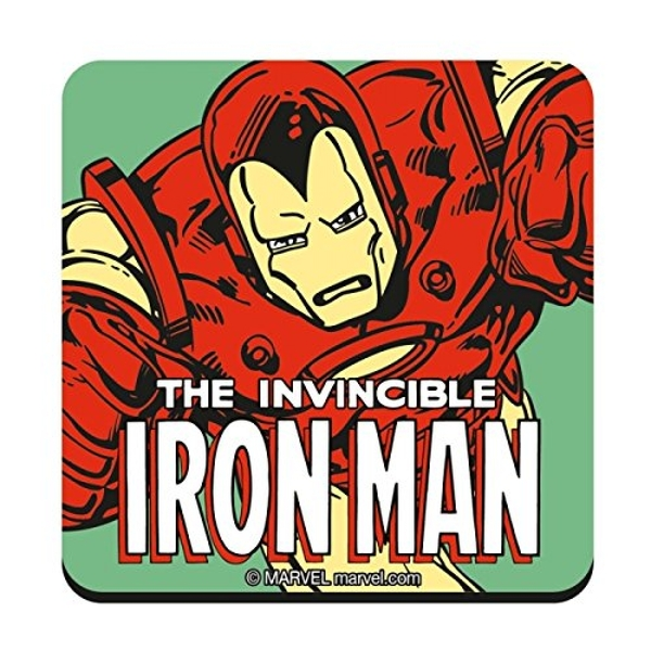 Marvel The Invincible Iron Man Drinks Coaster