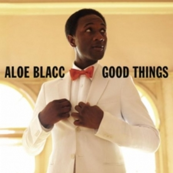 Aloe Blacc Good Things CD