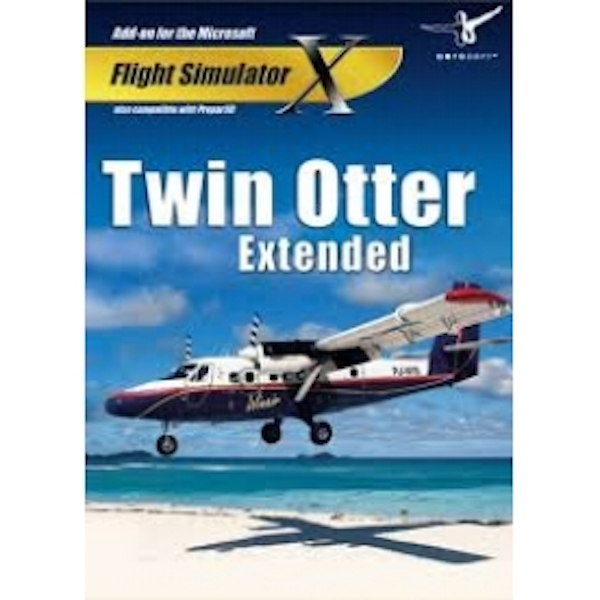 Twin Otter Extended Game PC