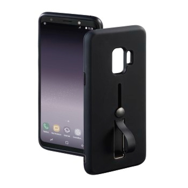 "Hama ""Loop"" Cover for Samsung Galaxy S9, black"