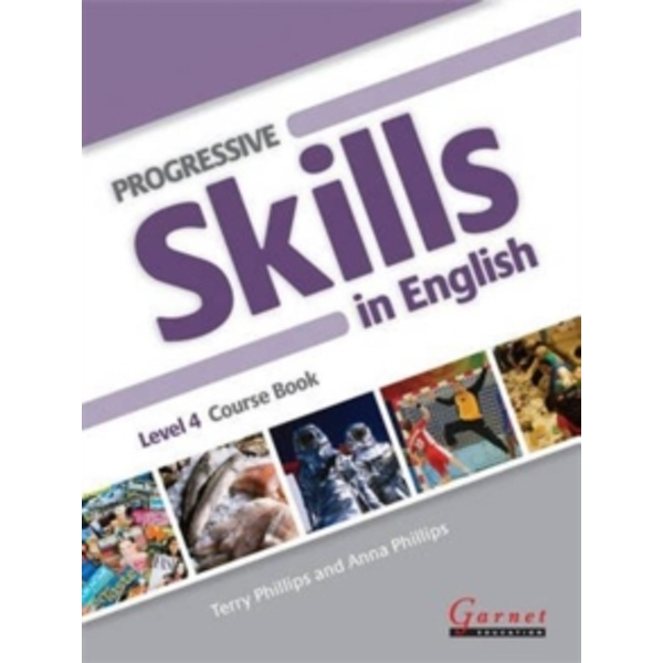 Progressive Skills in English 4 by Terry Phillips, Anna Phillips (Mixed media product, 2012)