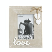 Sass & Belle Ashley Farmhouse Love Standing Photo Frame
