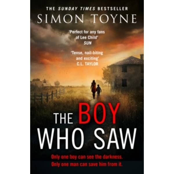 The Boy Who Saw : A Gripping Thriller That Will Keep You Hooked