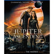 Jupiter Ascending (2015) 3D Blu-ray