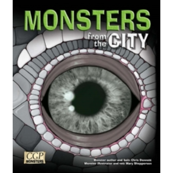 KS2 Monsters from the City Reading Book by CGP Books (Paperback, 2004)