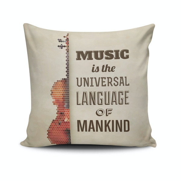 NKLF-154 Multicolor Cushion Cover