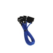 BitFenix Alchemy Molex to 3pin x3 Fan adaptor 7V 20cm - Blue