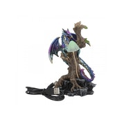 Woodland Defender Dragon Statue
