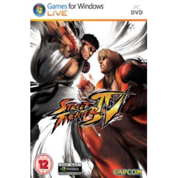 Street Fighter IV 4 Game PC