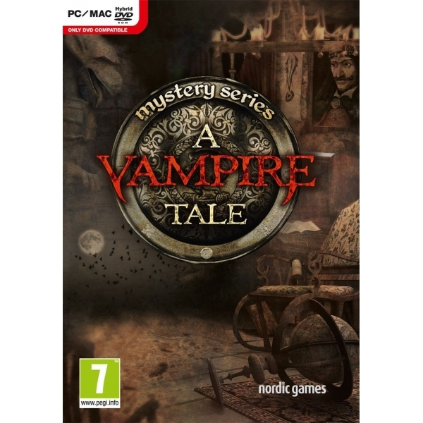 Mystery Series A Vampire Tale Game PC