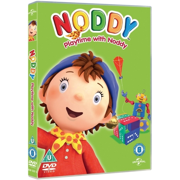 Noddy in Toyland - Playtime with Noddy DVD