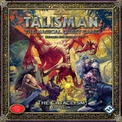 Talisman (Fourth Edition) The Cataclysm Expansion