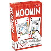 Colour-in Playing Cards Moomin