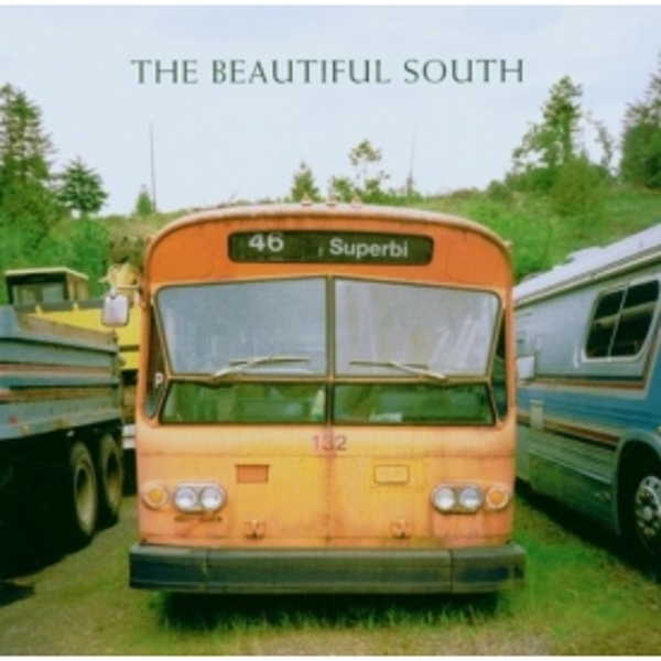 The Beautiful South - Superbi CD