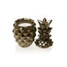Brass Concrete Pineapple For Her Candle - Image 2