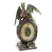 Crystal Geode Dark Legends Dragon Clock (1 Random Supplied) - Image 2