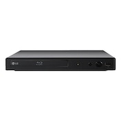 LG BP250 DVD/Blu-Ray player Black UK Plug