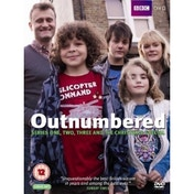 Outnumbered Series 1-3 And Christmas Special DVD