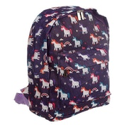 Unicorn Design Handy Kids Rucksack
