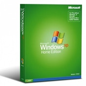 Windows XP Home Edition SP3 CD and COA (OEM)