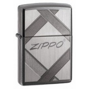 Zippo Unparalleled Tradition Black Ice Windproof Lighter