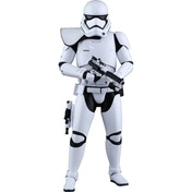 First Order Stormtrooper Squad Leader (Star Wars: The Force Awakens) Hot Toys Figure
