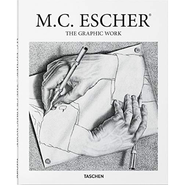M.C. Escher: The Graphic Work by Taschen GmbH (Hardback, 2016)