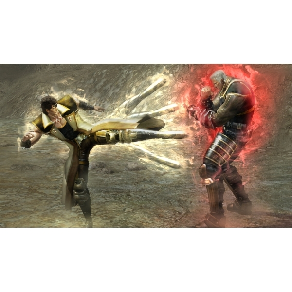 Fist of the North Star Kens Rage 2 Game PS3 - Image 5