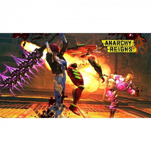 Anarchy Reigns Xbox 360 Game - Image 6