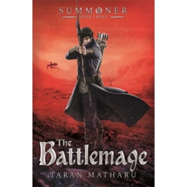 Summoner: The Battlemage : Book 3