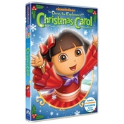 Dora the Explorer Dora's Christmas Carol Adventure DVD