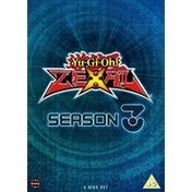 Yu-Gi-Oh! Zexal Season 3 Complete Collection (Episodes 99-146) DVD
