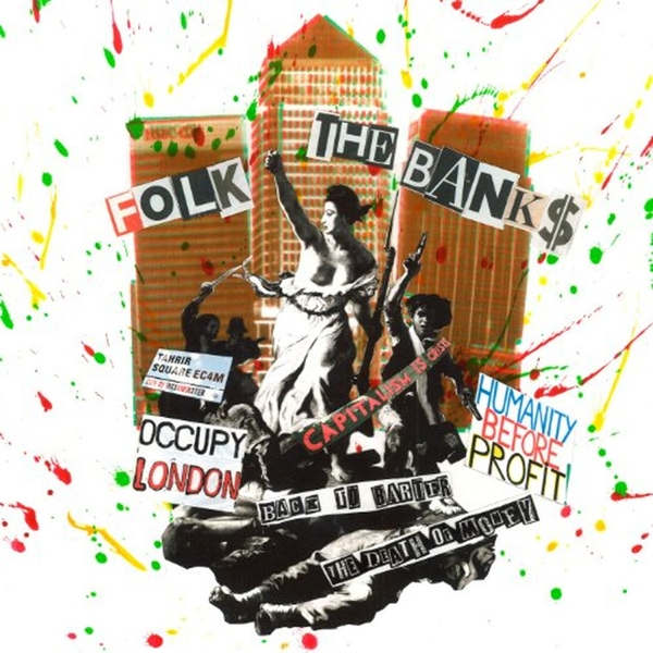 Various Artists - Folk The Banks Vinyl