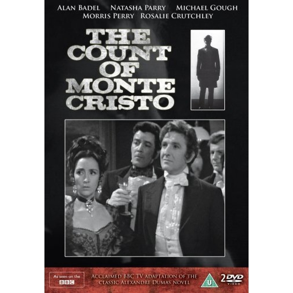 The Count Of Monte Cristo: The Complete Series DVD