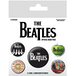 The Beatles - White Badge Pack - Image 2