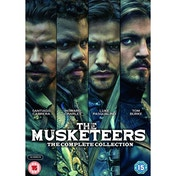 Musketeers - The Complete Collection DVD