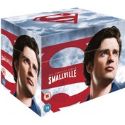 Smallville Series 1-10 DVD