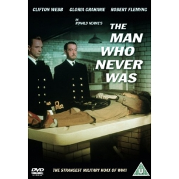 The Man Who Never Was DVD