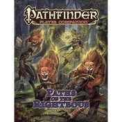 Pathfinder Player Companion: Paths of the Righteous Paperback