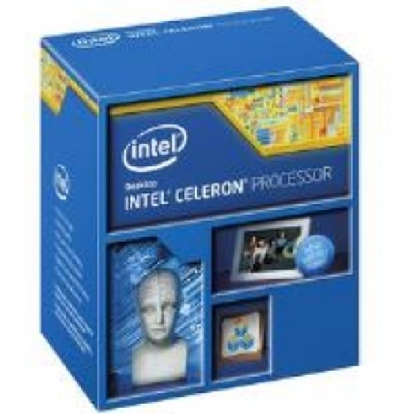 Intel Celeron (G1840) 2.8GHz Socket LGA1150 Processor with 2MB L3 Cache 5 GT/s DMI Bus Speed (Boxed)